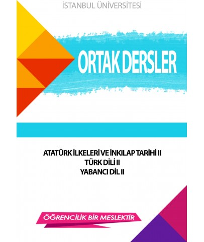 ORTAK DERSLER