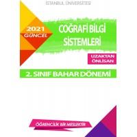 Auzef  (uzaktan ön lisans ) coğrafi bilgi sistemleri 2. Sınıf (Bahar Dönemi) Ders Kitapları