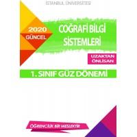 Auzef  (uzaktan ön lisans ) coğrafi bilgi sistemleri 1. Sınıf (Güz Dönemi) Ders Kitapları