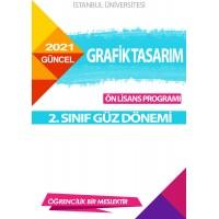 *Auzef Grafik Tasarım 2. Sınıf (Ön Lisans) Güz Dönemi