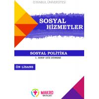 Sosyal Hizmetler 2. Sınıf 4. Dönem (Bahar Dönemi) Ders Kitapları