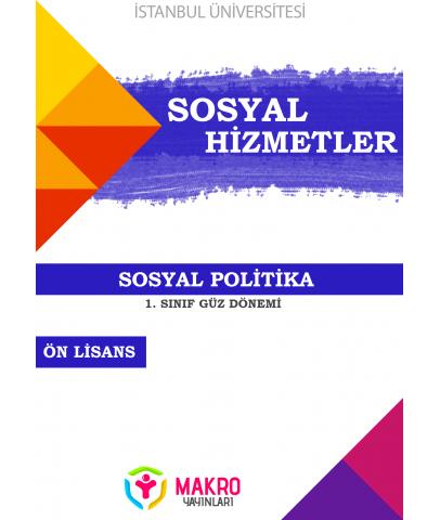 Sosyal Hizmetler 1. Sınıf 2. Dönem (Bahar Dönemi) Ders Kitapları